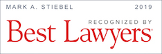 Best Lawyers Award Badge for Mark Stiebel